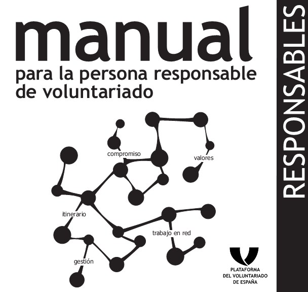 Manual para la persona responsable de voluntariado
